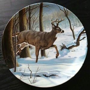 Paul Krapf collector plate